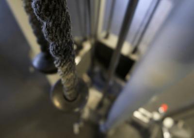 équipement fitness la tour de peilz musculation