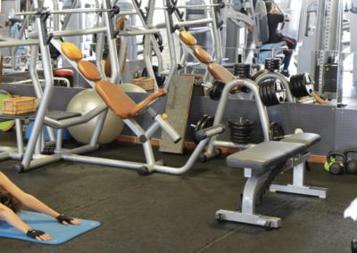 équipement fitness la tour de peilz