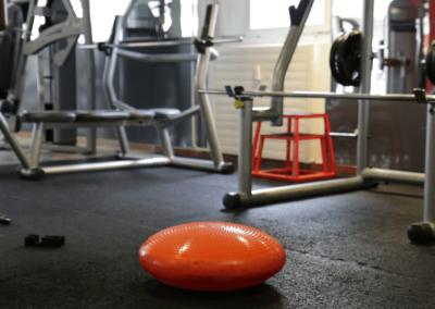 fitness la tour équipement