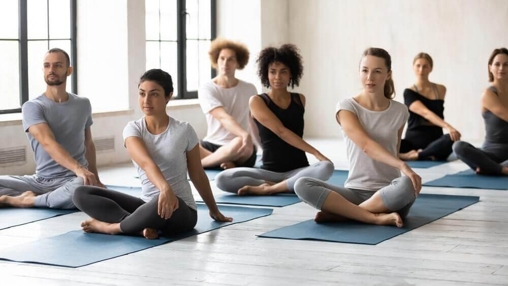 yoga cours collectifs fitness