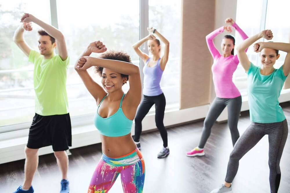 zumba cours collectifs fitness la tour