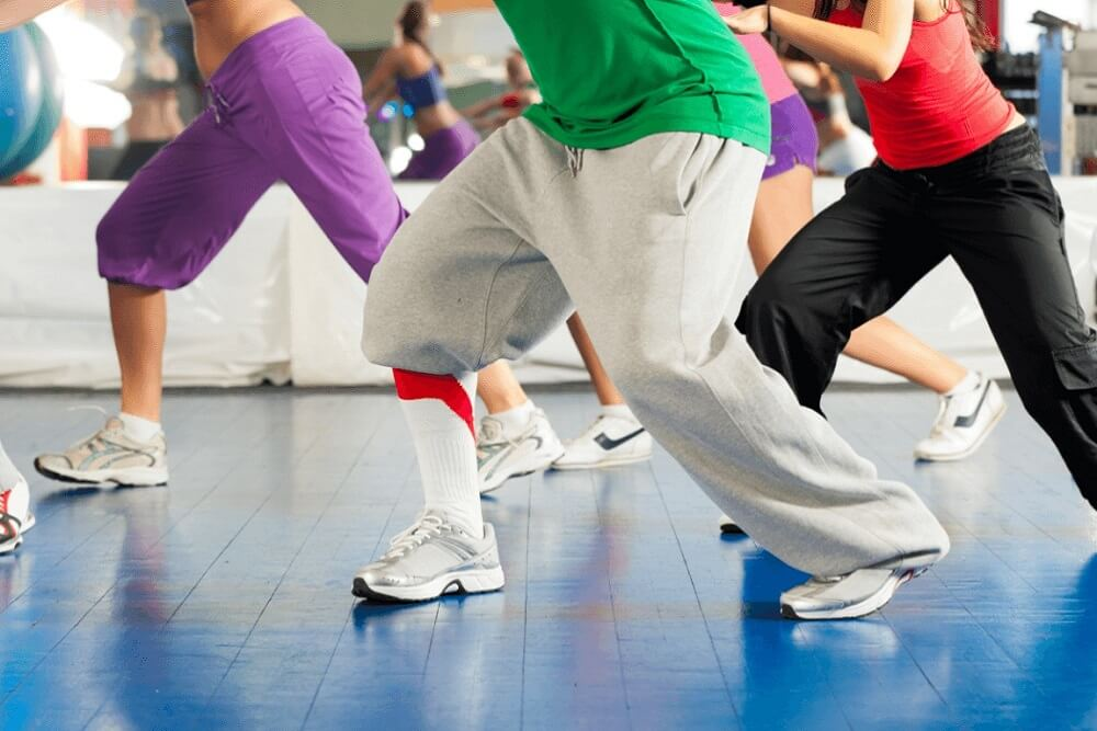 cours collectifs fitness la tour zumba