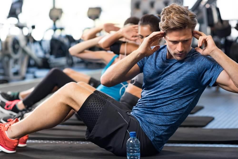 salle de cours fitness la tour riviera